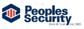 Peoples Security Bank & Trust Company logo